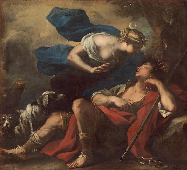 Diana and Endymion (Luca Giordano)