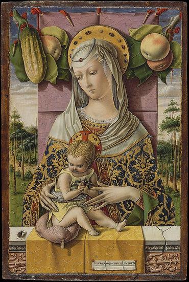 Madonna and Child (Crivelli)