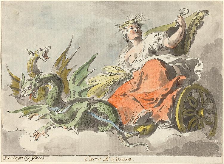 Carro di Cerere (Chariot of Ceres)