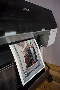 """The Epson 7890 produces high-resolution prints up to 24"""" wide"""
