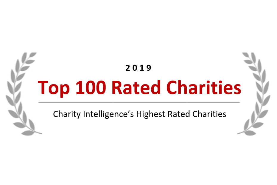Top 100 Rated Charities