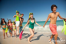 Trade Teens Kids Beach Snorkeling gear-7