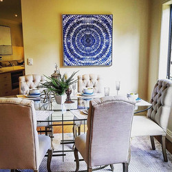 Another beautifully styled home by _domayne_hire_styling_qld in Surfers Paradise