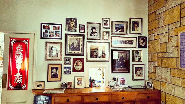 A great way to display all of your most treasured memories and family history. Frame by frame we get