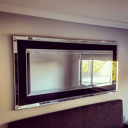Just bought a big heavy mirror and not too sure how to hang it_ Then give us a call! We are Brisbane