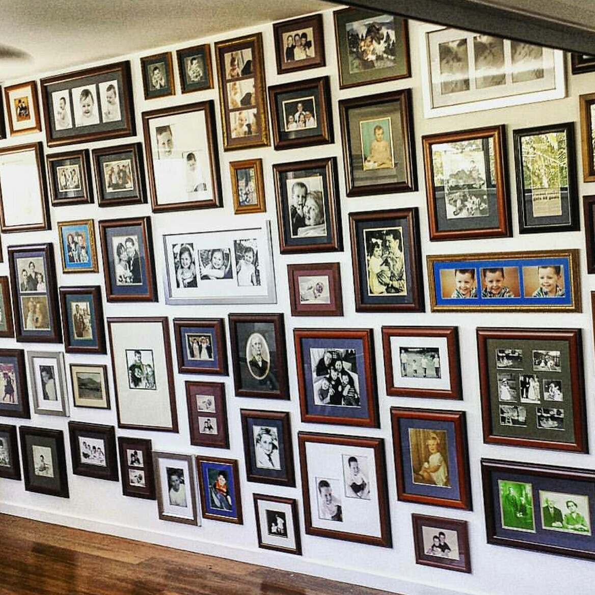 Family Gallery Wall