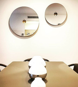 Two very cool mirrors from _domoaustrali