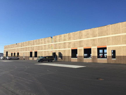 Progress Continues at Butler Business Park
