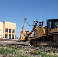 Grading Underway On New 125,000 sf Bulk Warehouse