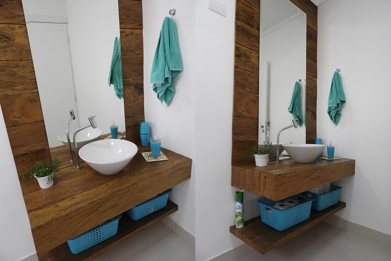 Banheiro Departamento de Atendimento - Foto: Atelier LAB