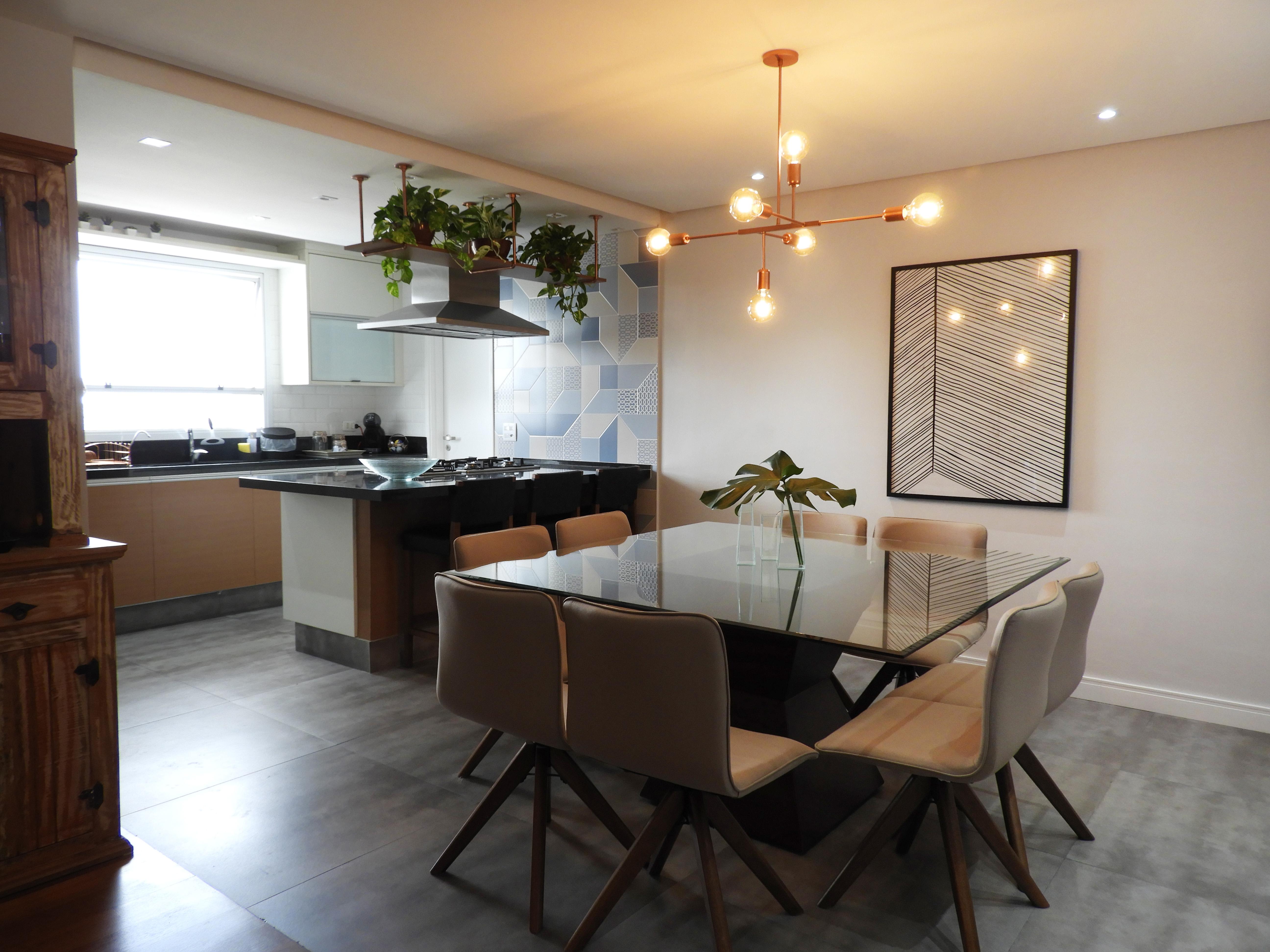 Cozinha. Foto: Atelier LAB
