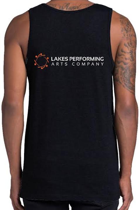 Mens - LPAC Lowdown Singlet