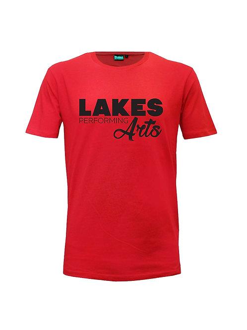Adults - Lakes Performing Arts T-Shirt