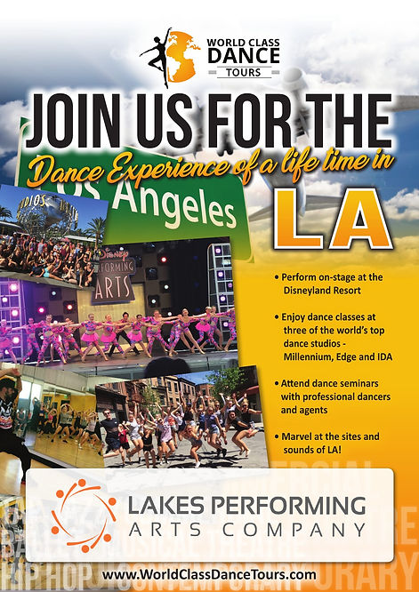 Lakes Performing LA Dance tour, USA Dance, Disney land, Dance, Hollywood dance trip, representing new zealand dance, rotorua, help need, fundraising, donations, once in a lifetime opotunity,