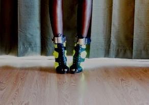 Shoe Memoir on Summer Stunner Ankle Boots