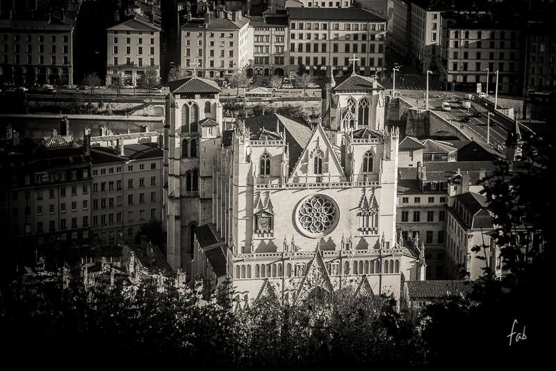 Lyon, cathédrale saint jean