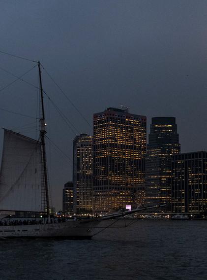 Manhattan le 11 septembre