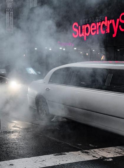vapeur et limousine NY