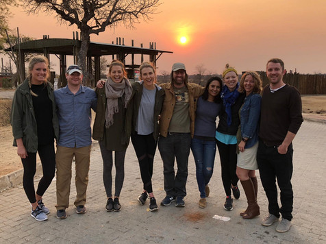 The South Africa Trip