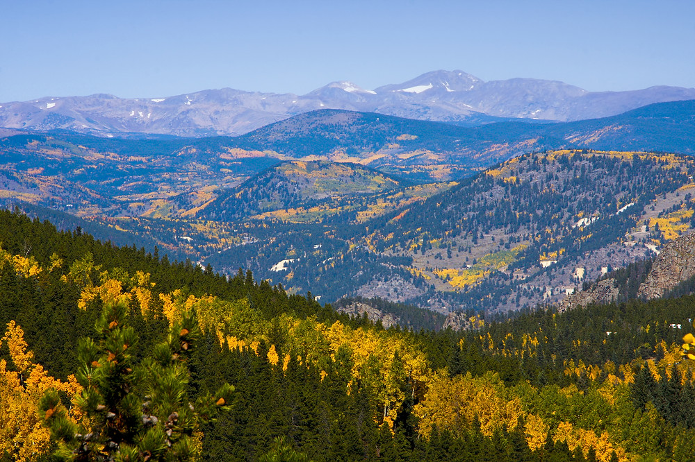 Denver, Colorado in the fall | FTLO Travel | Group Trips for Young Professionals