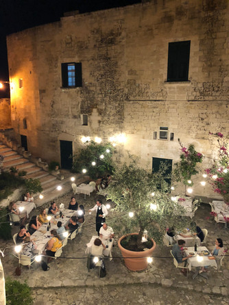 The Amalfi Coast and Puglia Trip
