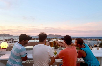 The Greek Islands Trip