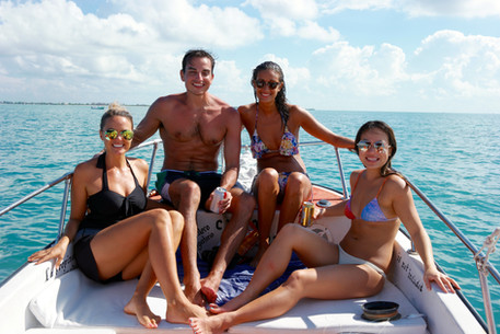 The Isla Holbox Trip