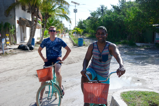 The Isla Holbox Trip