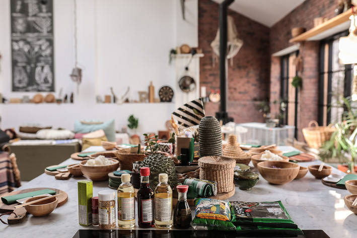 Reportage photo atelier sushis à Dijon