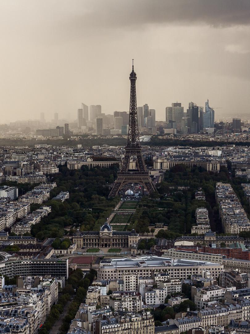 Dîner professionnel Paris