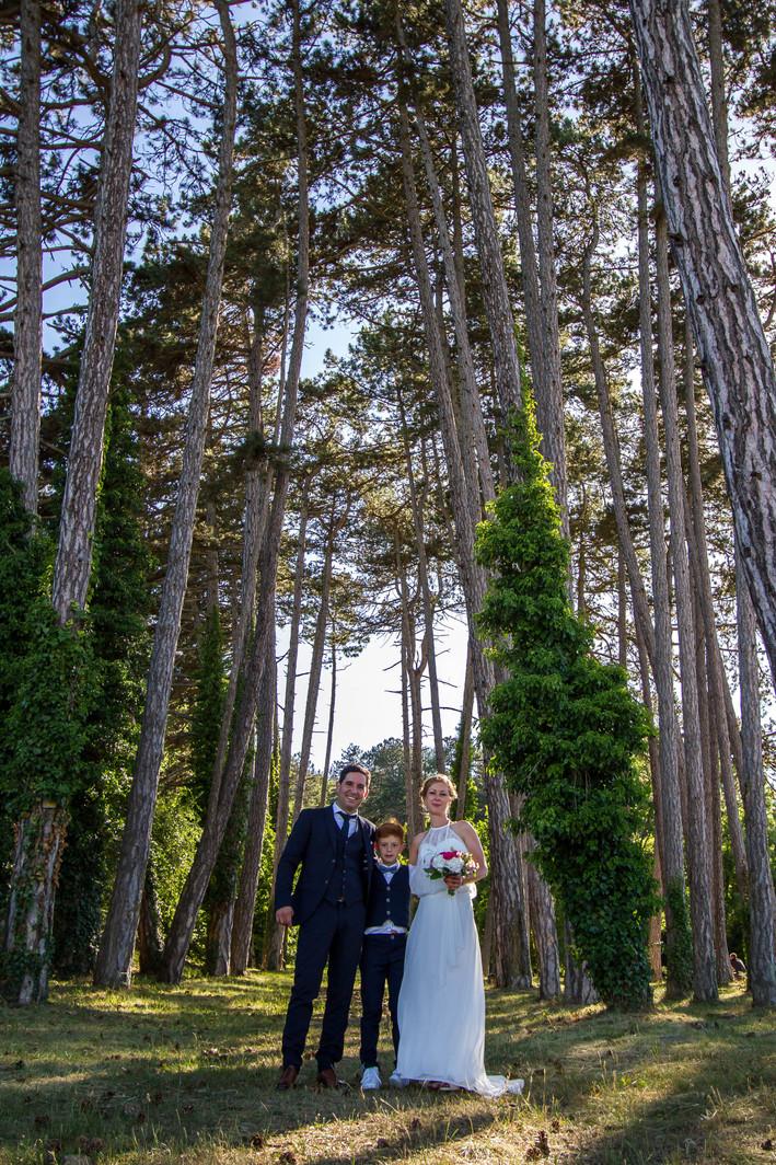 Emilie et Matthieu : mariage à Fixin en Bourgogne