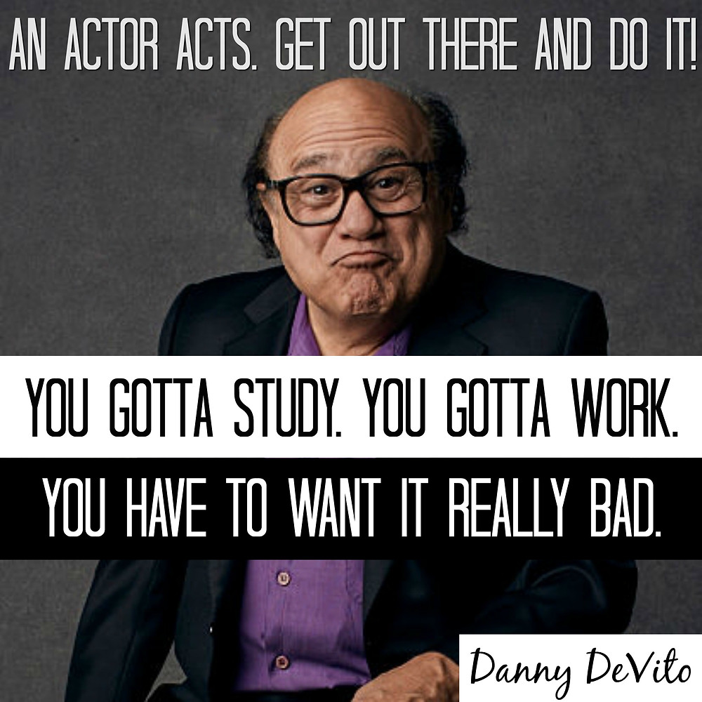 Danny DeVito Best Featured Actor in a Play