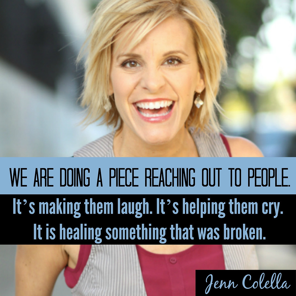 Jenn Colella Best Featured Actress in a Musical
