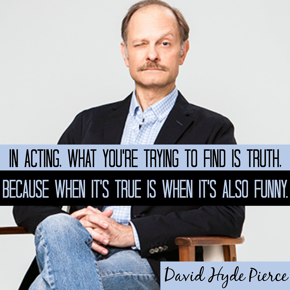 David Hyde Pierce Best Actor in a Musical