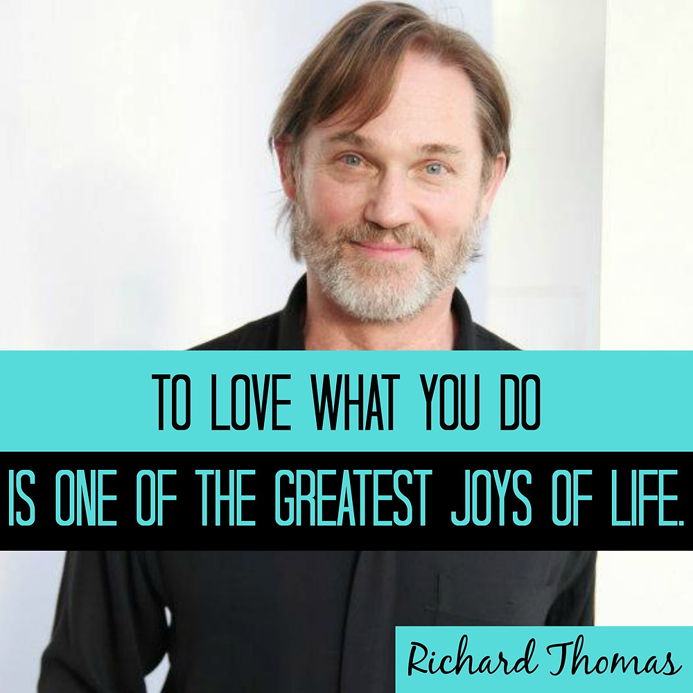 Richard Thomas Best Featured Actor in a Play