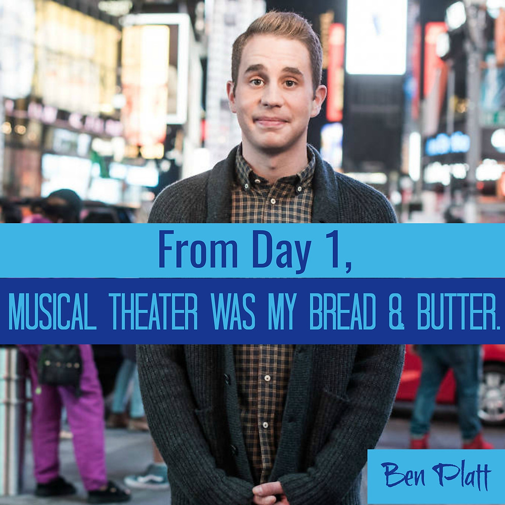 Ben Platt Best Actor in a Musical