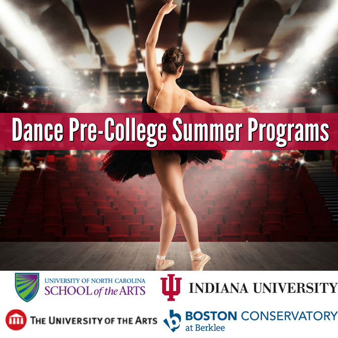 Dance Pre-College Summer Programs