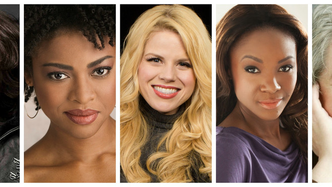 Meet the 2016 Tony Awards Nominees: Best Performance by an Actress in a Featured Role in a Play