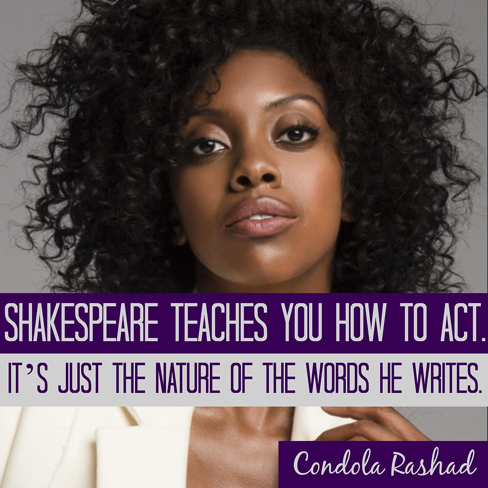 Condola Rashad Best Featured Actress in a Play