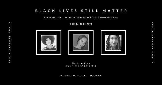 Black Lives Still Matter (Cover Photo) (