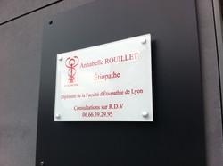 Annabelle Rouillet Étiopathe Belfort