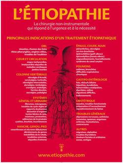 Principales indications