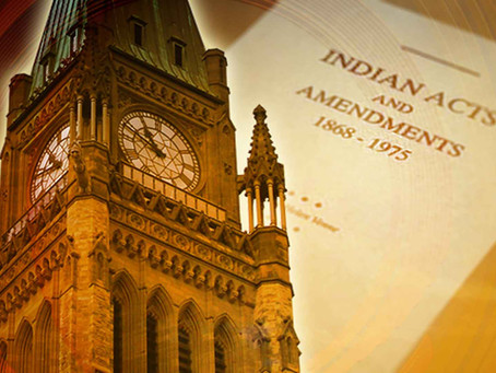 Creation of the Indian Act