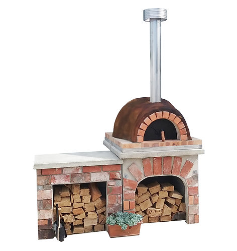 The Full Monty Pizza Oven