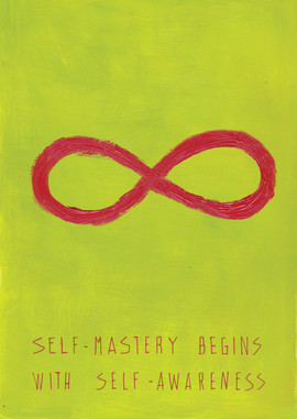 27 FRONT Self Mastery begins with Self A