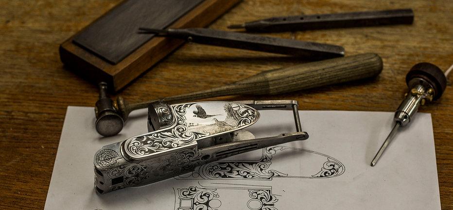 Pierre Gressier | Gravure sur métal | Desvres