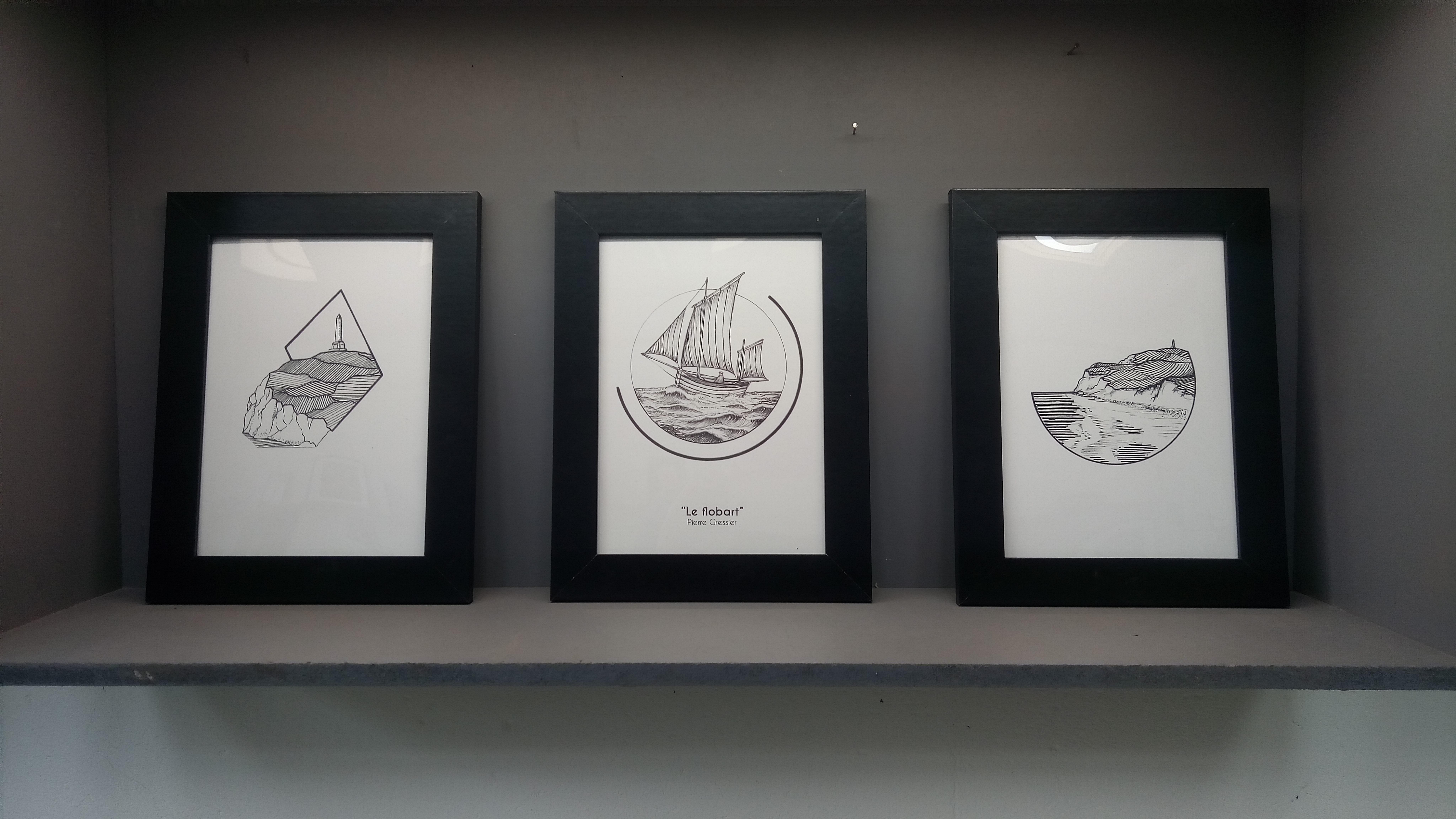 Illustrations modernes