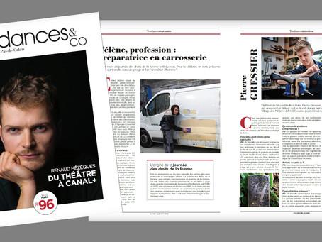 Interview - Magasine Mars 2020