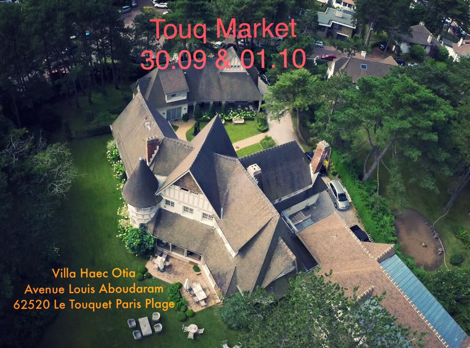 Villa Haec Otia Avenue Louis Aboudaram 62520 LE TOUQUET-PARIS-PLAGE