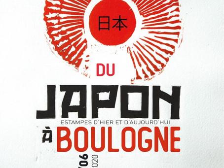 Du Japon à Boulogne estampes d'hier et d'aujourd'hui